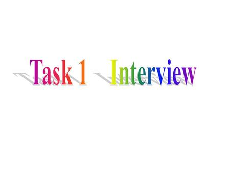interview job hunter What do you think you need to pay attention to in job interview?