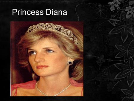 a biography of diana frances spencer princess di Princess diana biography was diana frances spencer a suitable princess lady diana frances spenc.