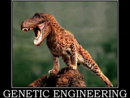 What is Genetic Engineering? Altering the genes in a living organism to produce a Genetically Modified Organism (GMO) with a new genotype. Also known.