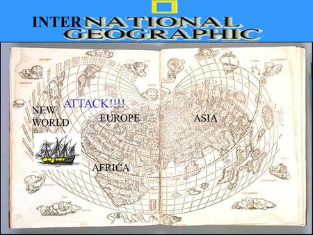INTER AFRICA EUROPEASIA NEW WORLD ATTACK!!!! TECHNOLOLGY STIMULATES EXPLORATION.