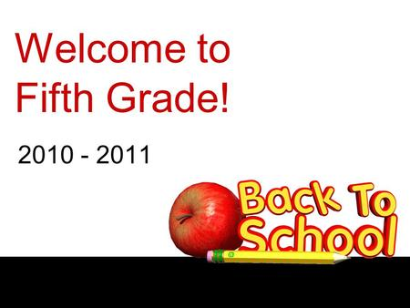 Welcome to Fifth Grade! 2010 - 2011 Who are the teachers? Mrs. Merritt Ms. Gabriel Mrs. Hernandez Mrs. Ramirez.