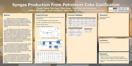 Abstract Petroleum coke is a major byproduct that historically has been used as a substitute for coal in power production or as a fuel in cement manufacture.