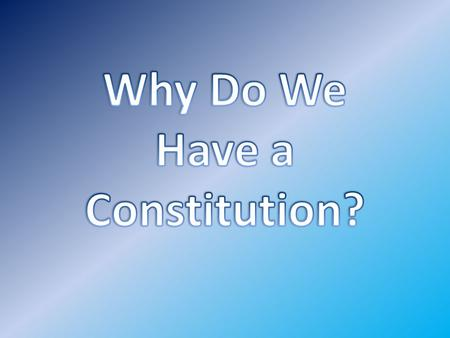 The Constitution contains 3 parts: the Preamble, the Articles, and the Amendments The Constitution contains 3 parts: the Preamble, the Articles, and.