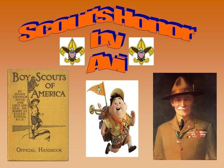 "Genre Lab Activity 1. View the PowerPoint ""Scout's Honor"" 2. Write the name of the genre for each video clip 1-5 3. Write one complete sentence explaining."
