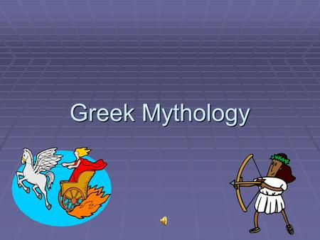 Greek Mythology Religion  Belief in many gods- paganism  Gods are center of mythology  Gods explain events in nature  Built temples to keep gods.