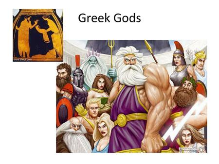 Greek Gods. Coronus and Rhea Both were Titans, parents of Zeus and the rest of the gods. Coronus was given a prophecy Rhea hid Zeus Coronus got sick.