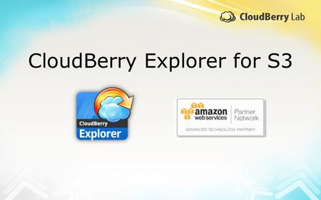 CloudBerry Explorer for S3. CB Explorer Free to use Browse and manage files PowerShell functions Open and edit files  CloudBerry Explorer is an easy.