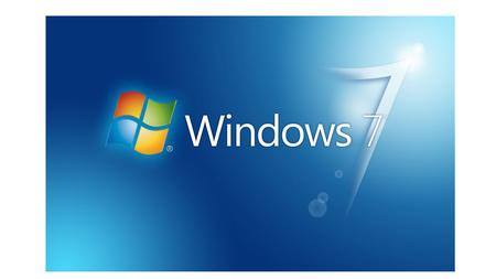 WINDOWS 7 Windows 7 is an operating system that Microsoft has produced for use on personal computers. It is the follow-up to the Windows Vista Operating.