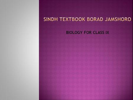 BIOLOGY FOR CLASS IX.  Content  Micro-organisms, a heterogenous group of living organisms which can only be seen with the help of microscope.  Discovery.