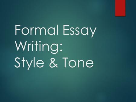 academic vs casual tone Academic vs professional writing what students learn in academic writing and professional writing.