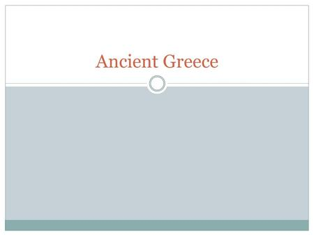 Ancient Greece. Greek Alphabet Greek Geography Vocabulary! city-states golden age Athens Sparta Hellenistic a period in a society's history marked by.