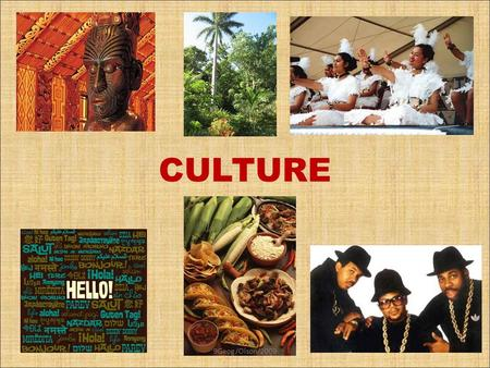 CULTURE 9Geog/Olson/2009. What is Culture?  System of beliefs, values, and assumptions about life  It guides our behavior  It is shared by a group.