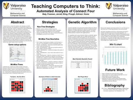 Teaching Computers to Think: