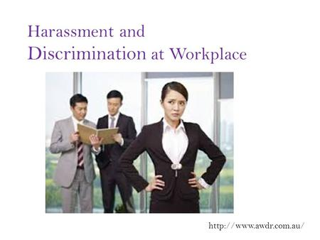 the protection of employees from harassment and discrimination in the workplace New jersey harassment lawyers harassment in the workplace harassment in the workplace can have a devastating emotional and physical impact on a worker.