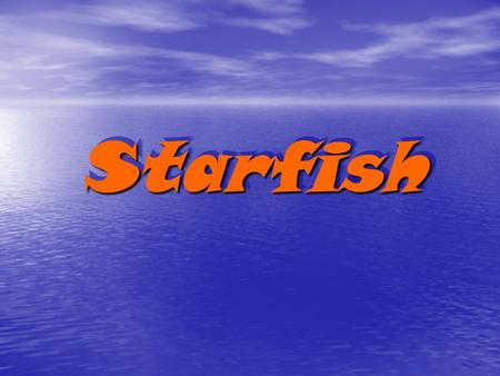 StarfishStarfish. Physical Description Starfish are hard-skinned animals which have spines that help to protect them. Starfish are hard-skinned animals.