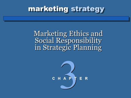 ethics social responsibility and strategic planning Business planning & strategy business strategy examples examples of social responsibility strategies by susan s davis culture, social responsibility & ethics for a restaurant ways for a small business to show social responsibility also viewed.