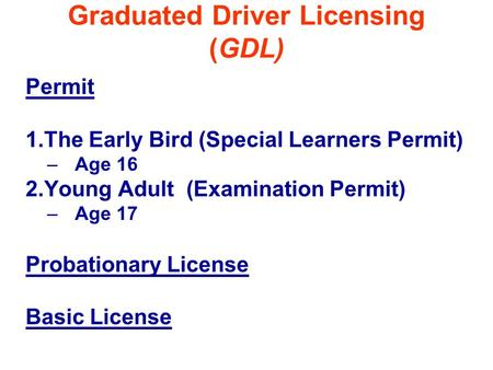 how to get a learners permit