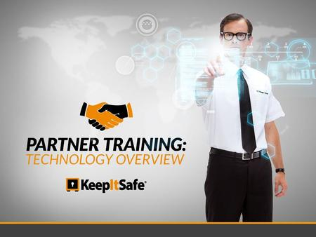 KeepItSafe Solution Suite Securely control and manage all of your data backups with ease, from a single location. KeepItSafe Online Backup KeepItSafe.