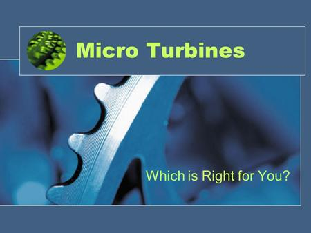 Micro Turbines Which is Right for You?. Harris Hydro The Harris system is an efficient, durable, battery charging pelton turbine with a PM generator.