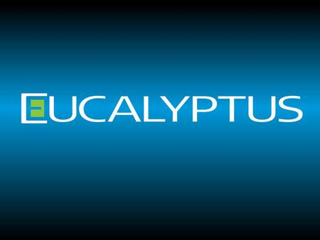 © 2012 Eucalyptus Systems, Inc. Cloud Computing Introduction Eucalyptus Education Services 2.