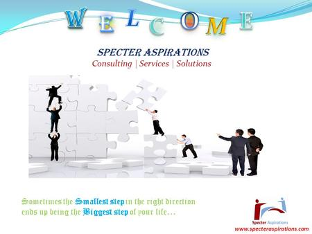 Www.specteraspirations.com Specter aspirations Consulting | Services | Solutions.
