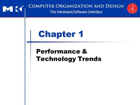 trends in computer architecture Feb 2011 computer architecture, advanced architectures slide 4 25 road to higher performance review past, current, and future architectural trends.
