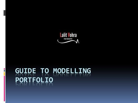 How important is a good portfolio for modelling as a career.  Its the first impression  it can make or break your career  your photos travel and in.