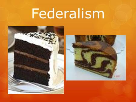 Federalism. The U.S. Constitution establishes the principle of federalism, which is the division of power between the states and the national government.