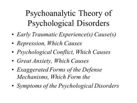 psychological trauma and traumatic experience Psychological trauma can be devastating and can affect a person's life in many challenging waysbut how does trauma affect the children of people who survive a devastating experience and suffer psychological trauma as a result.