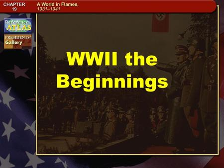 WWII the Beginnings. Section 1-5 The Rise of Dictators The treaty that ended World War I and the economic depression that followed contributed to the.
