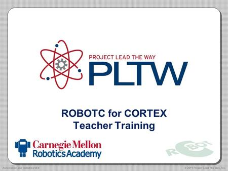 project lead the way courses High school program: project lead the way (pltw) pltw classes are taught in school during the school day, and every instructor of pltw courses receives.