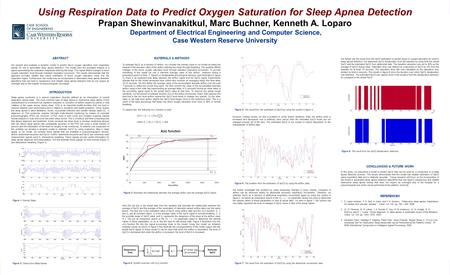 ABSTRACT We present and evaluate a dynamic model to predict blood oxygen saturation from respiration signals for use in automated sleep apnea detection.
