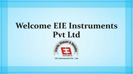 Welcome EIE Instruments Pvt Ltd. Use Mortar Testing Equipment To Determine Cement Or Mortar Compressive Strength Builders and construction industry uses.