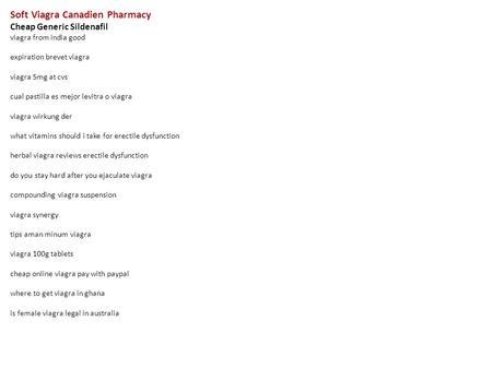 what happens if a girl had viagra cheap sildenafil canadian