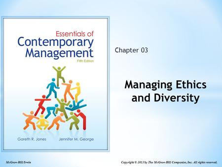 Ethics And Diversity Essays (Examples)