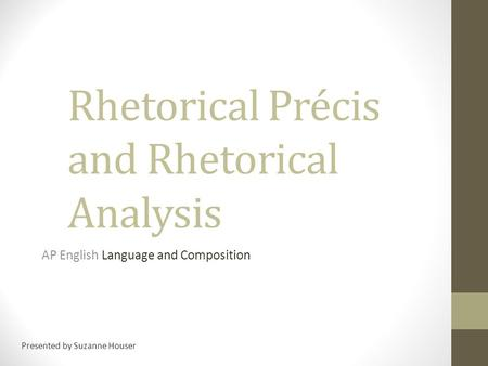 7 Rhetorical Analysis Essay Tips and Tricks