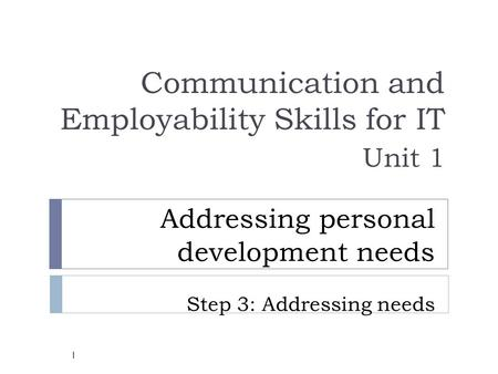 Employablility, and Personal Skills in the Recruitment and Retention of Staff in Thorpe Park