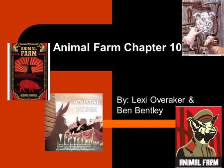rewriting history marxist elements in orwells Animal farm study guide contains a biography of george which is ironic when one considers the novel's own censure of the propagandist rewriting of history.