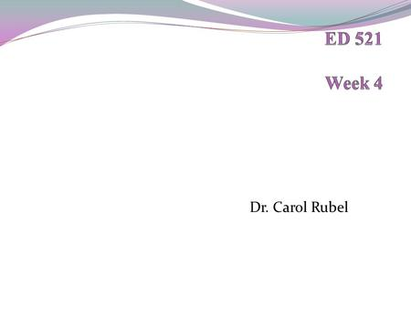 Dr. Carol Rubel. Agenda  Class Share  Discussion Questions  Questions and Answers 2.