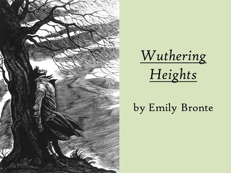 Wuthering Heights-Emily Bronte