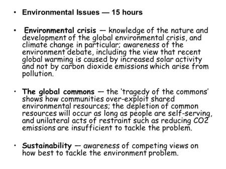 persuasive essay environmental issues