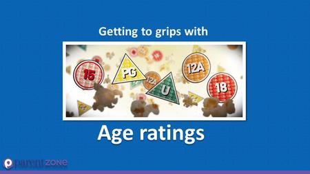 Getting to grips with Age ratings. Websites and social media Age restrictions are usually found in terms and conditions or privacy info. Age restrictions.