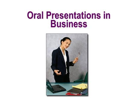 Oral Presentations in Business. 2 Agenda Speech preparation steps Speech preparation steps Delivering with style Delivering with style Sample speeches.