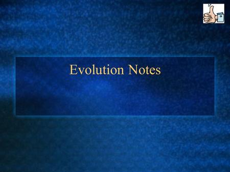 Evolution Notes. Part 1 Charles Darwin Born in England Traveled around on HMS Beagle - Set Sail in 1831 Collected many specimens Father of the idea of.