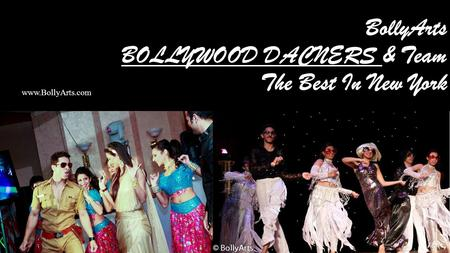 BollyArts BOLLYWOOD DACNERS & Team The Best In New York www.BollyArts.com.