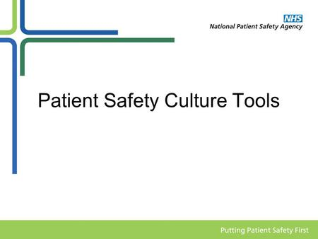 Patient Safety Culture Tools. Bristol Royal Infirmary Report Final report It is an account of people who cared greatly about human suffering, and were.