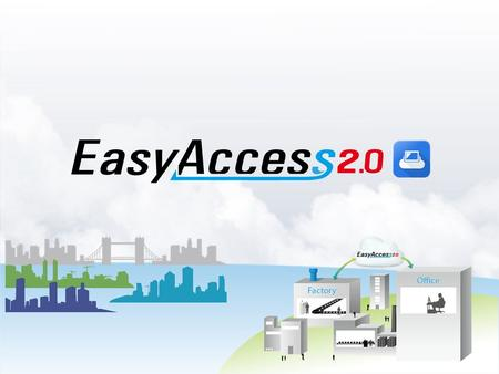 Part 1: How to use EasyAccess 2.0 Similar to your social network software, such as Skype, WhatsApp. One license for each HMI No license is needed for.