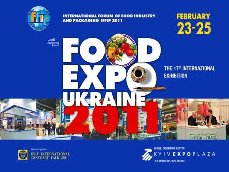 UKRAINE – agro-industrial country with a powerful product potential and attractive investment climate, characterized by a number of features: - The market.