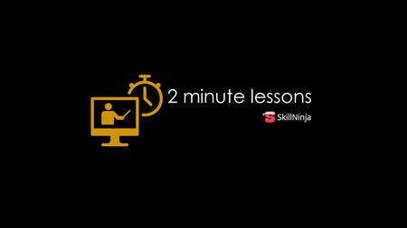 2 minute lessons. Make your Subject agree with your Verb The Great Fight.