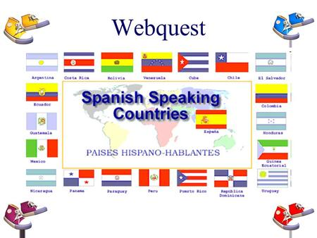 Webquest Content introduction task process resources evaluation Conclusion teacher´s page.